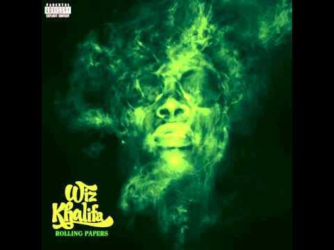 No Sleep - Wiz Khalifa (Rolling Papers)
