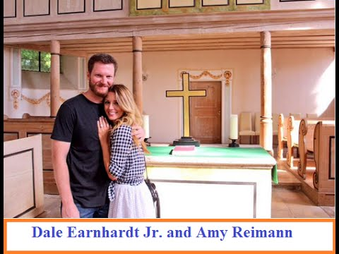 Dale Earnhardt Jr. Is Engaged To Amy Reimann