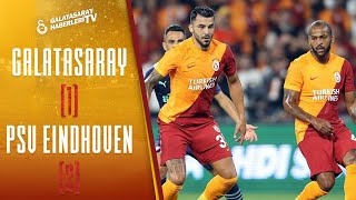 Galatasaray 1-2 PSV Eindhoven Maç Özeti  Şampiyonlar Ligi - 2. Eleme Turu Rövanş Maçı