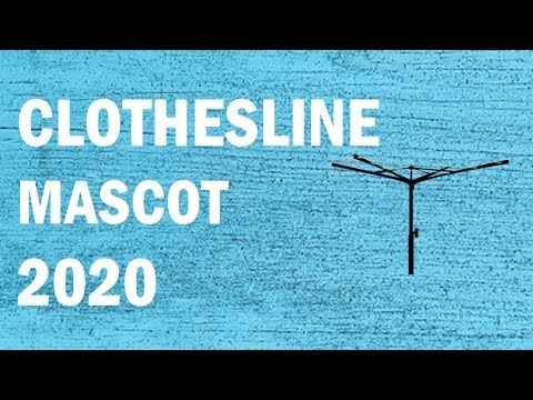 Clothes Line Mascot 2020 NSW