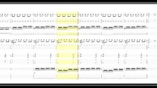 Linkin Park - Valentine's Day (Guitar Pro 6)
