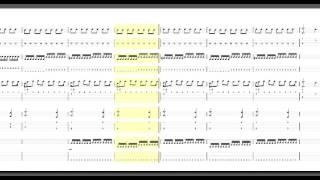 Linkin Park - Valentine's Day (Guitar Pro 6)