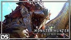 Monster Hunter World Gameplay German PS4 - Erste Schritte - Let's Play Monster Hunter World Deutsch