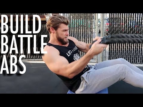 Build Battle Hardened Abs with this INTENSE Exercise