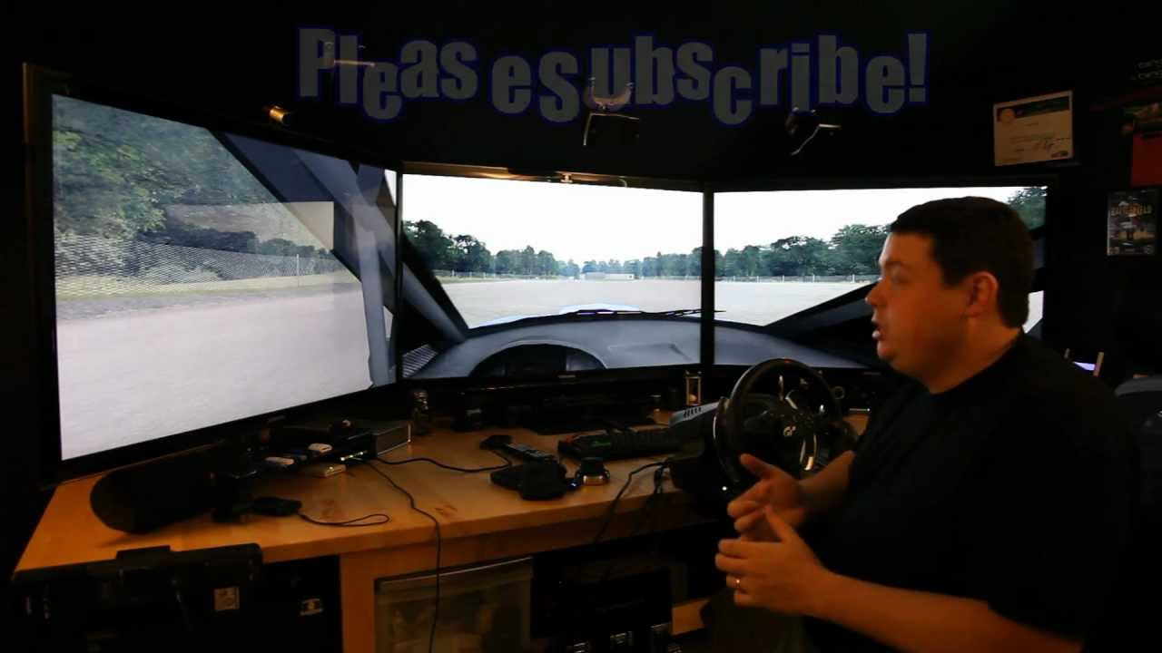 Richard Burns Rally Mods On Nvidia Surround Man Cave