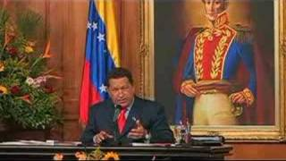 Speaking Freely 5 - Hugo Chavez 1