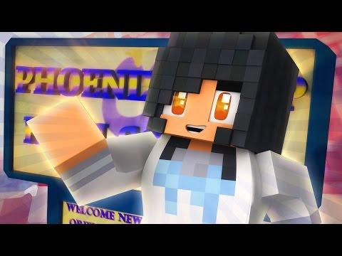 First Day of School! | MyStreet Phoenix Drop High [Ep.1 Minecraft Roleplay]