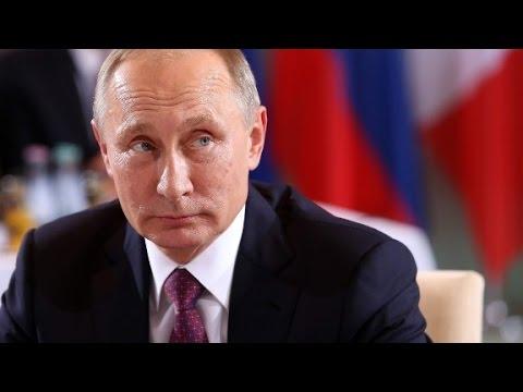 Putin: Nosotros, peor de las relaciones de Rusia con Trump