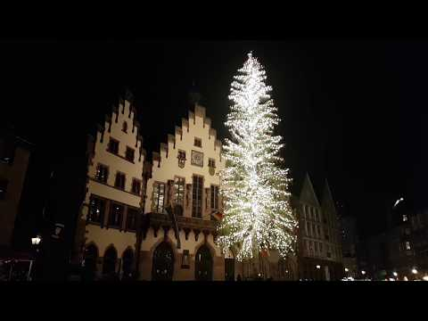 CHRISTMAS In FRANKFURT Germany