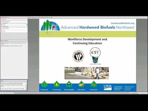 Webinar: Students' Success - WWCC Plant Operations Program