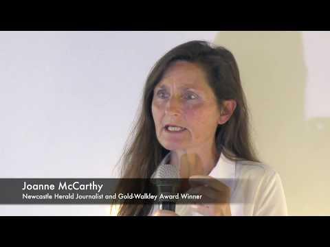 Pelvic Mesh  what women should know : Joanne McCarthy