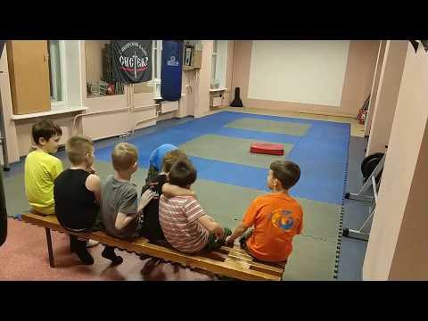 Игровые занятия для детей 7-12 лет