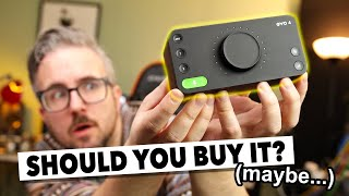 EVO 4 Audio Interface Review: Should you buy it?