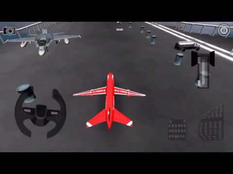 {Android Gameplays} - Aeroplane parking 3D Mission 2
