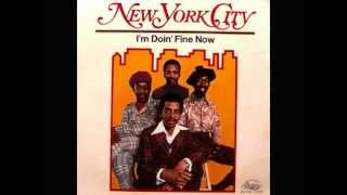 New York City - Got To Get You Back In My Life (1975)