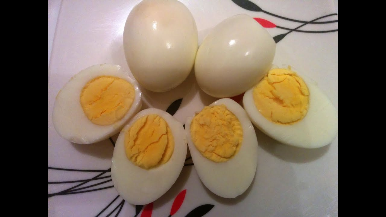 How To Boil Eggs In The Microwave Oven