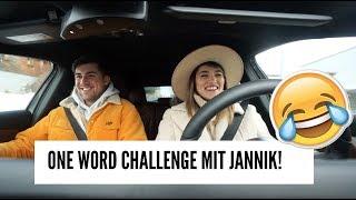 ONE WORD SONG CHALLENGE MIT JANNIK! | 29.01.2019 | ✫ANKAT✫
