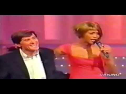 Gianni Morandi & Whitney Houston - All At Once (1999)
