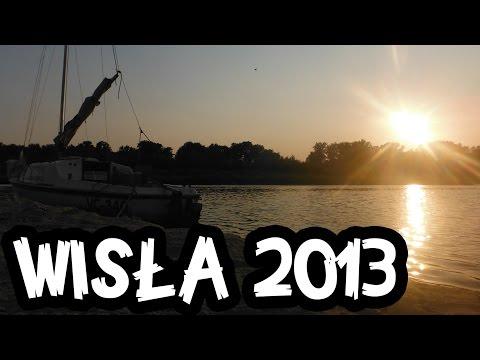Wisła 2013 - z Warszawy do Gdańska