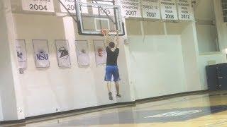 College Basketball Vlog