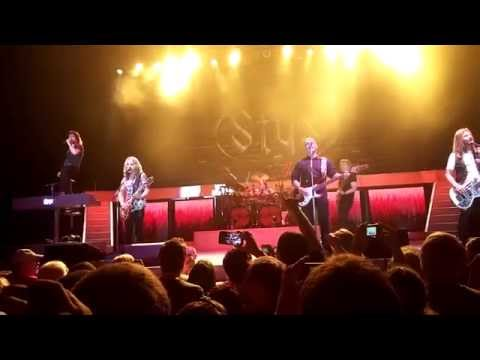 STYX  Come Sail Away    Pittsburgh 5815