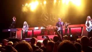 STYX - Come Sail Away - Live - Pittsburgh 5-8-15