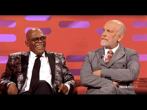 John Malkovich Made a Movie No One Will See  The Graham Norton