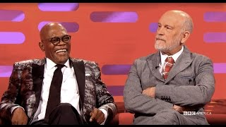 John Malkovich Made a Movie No One Will See - The Graham Norton Show