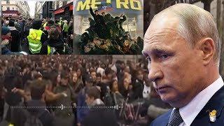 У Путина настроение портится все сильнее