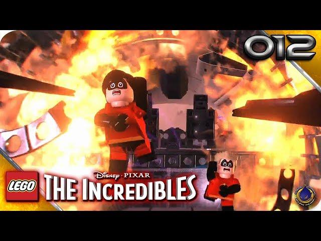 LEGO DIE UNGLAUBLICHEN 💪 [012] Was fällt denn da vom Himmel?