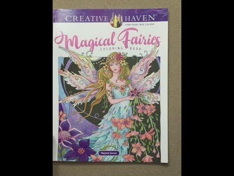 magical-fairies---creative-haven-flip-through