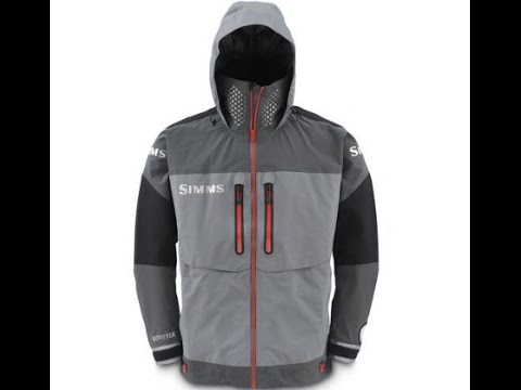A Review Of The Simms ProDry Jacket