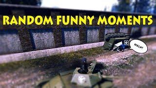 Random Funny Moments - Heroes & Generals