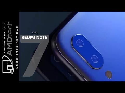 Xiaomi Redmi Note 7: The Review