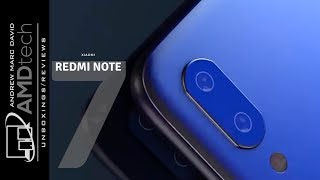 Xiaomi Redmi Note 7: The Review