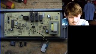 Random stream #2 - oprava mikrovlnky