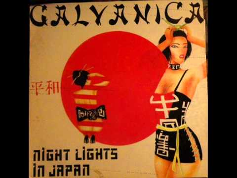 Galvanica - Night Lights In Japan (Italo-Disco)