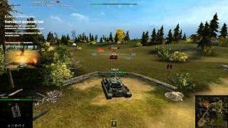 World of Tanks (WoT) Обучение ♥HellCat_ka♥