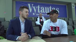 LaVar Ball says LiAngelo and LaMelo got so good from playing against older players | ESPN
