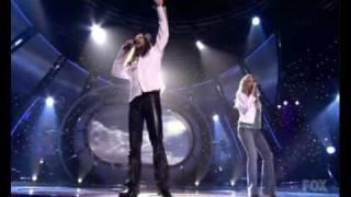 Carrie Underwood & Bo Bice - Up Where We Belong