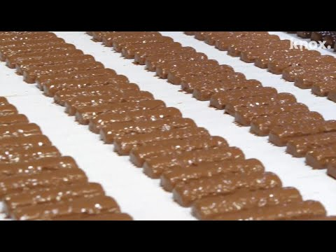 An inside look at the Mars chocolate factory in Cleveland, TN