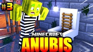 Download Video Der EKLIGSTE GEFÄNGNIS AUSBRUCH?! - Minecraft ANUBIS #03 [Deutsch/HD] MP3 3GP MP4