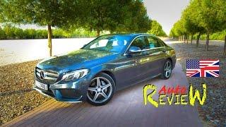 2015 Mercedes-Benz C200 AMG Line - AutoReview - Dubai (Episode 33) [ENG]