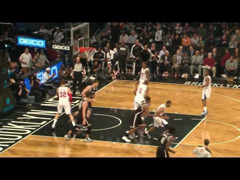 Brook Lopez humiliates DeAndre Jordan