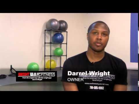 Chamber Commerce Ribbon Wright Way Fitness