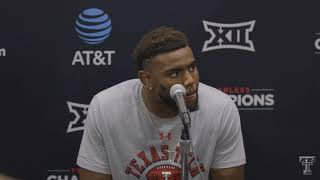 Texas Tech Football: Players Postgame Presser after TCU | 2018