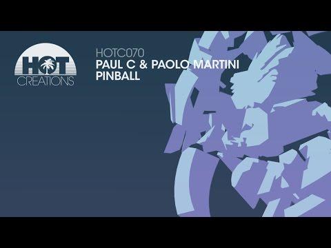 Paul C & Paolo Martini- Pinball