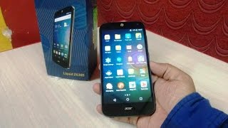Unboxing Budget Acer Z630S 4G Phone Hands On & Review