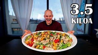 Massiivinen Salaattihaaste