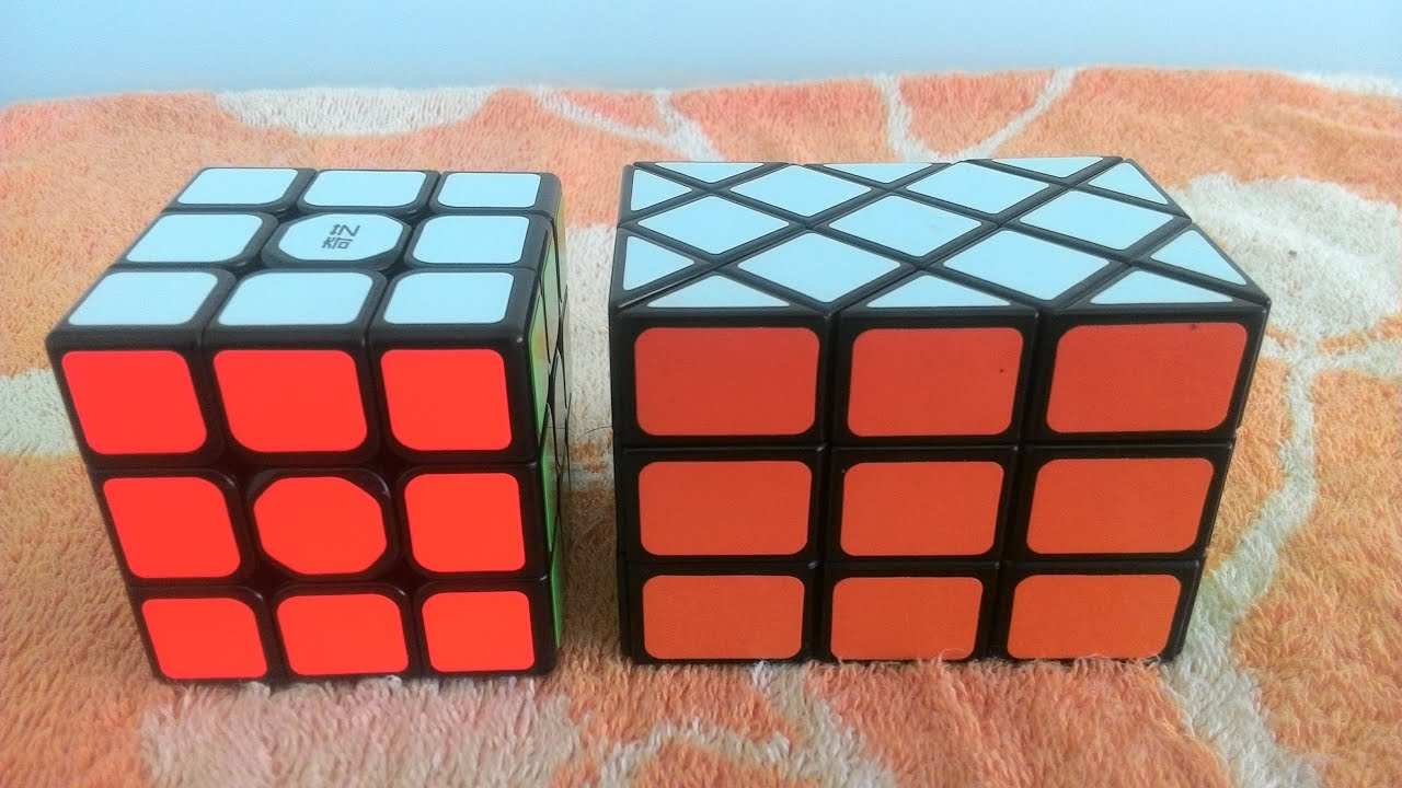 Hướng dẫn RUBIK CASE CUBE (Case Cube Tutorial)